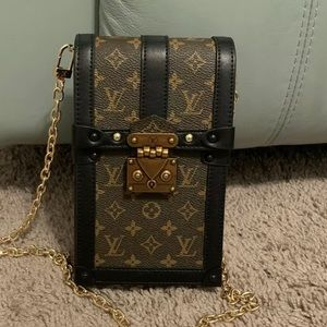 Upcycled LV Louis Vuitton !!